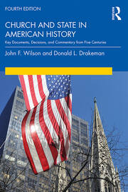 Church and State in American History - 4th Edition book cover