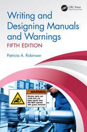 Writing and Designing Manuals and Warnings, Fifth Edition - 5th Edition book cover