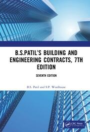 B.S.Patil's Building and Engineering Contracts, 7th Edition - 7th Edition book cover