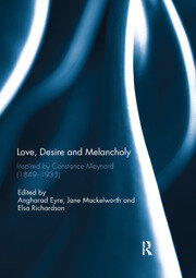 Love, Desire and Melancholy - 1st Edition book cover