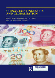 China's Contingencies and Globalization - 1st Edition book cover