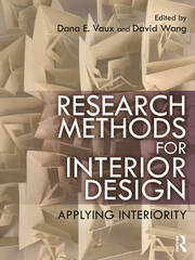 Research Methods for Interior Design - 1st Edition book cover