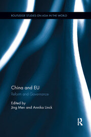 China and EU - 1st Edition book cover