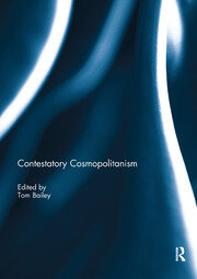 Contestatory Cosmopolitanism - 1st Edition book cover