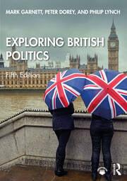 Exploring British Politics - 5th Edition book cover