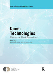 Queer Technologies - 1st Edition book cover