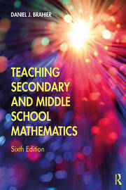 Teaching Secondary and Middle School Mathematics - 6th Edition book cover