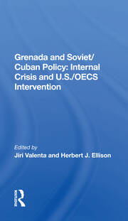 Grenada And Soviet/cuban Policy -  1st Edition book cover