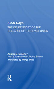 Final Days -  1st Edition book cover