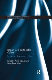 Design for a Sustainable Culture - 1st Edition book cover