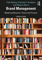 Brand Management - 3rd Edition book cover