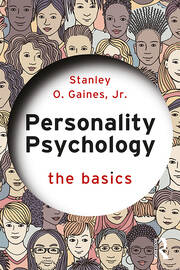 Personality Psychology : The Basics - 1st Edition book cover