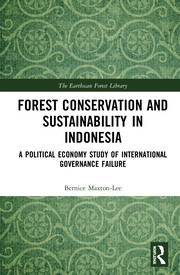 Forest Conservation and Sustainability in Indonesia -  1st Edition book cover