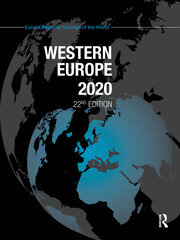 Western Europe 2020 - 22nd Edition book cover