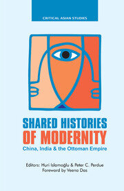 Shared Histories of Modernity - 1st Edition book cover