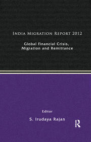 India Migration Report 2012 - 1st Edition book cover