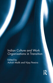 Indian Culture and Work Organisations in Transition - 1st Edition book cover