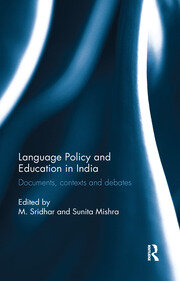 Language Policy and Education in India - 1st Edition book cover