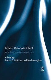 India's Biennale Effect - 1st Edition book cover