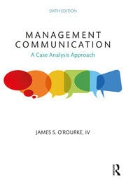 Management Communication - 6th Edition book cover