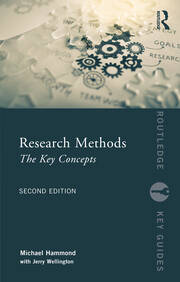 Research Methods : The Key Concepts - 2nd Edition book cover