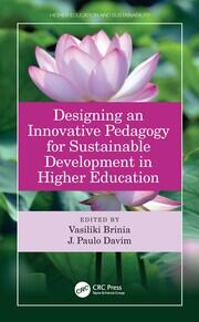 Designing an Innovative Pedagogy for Sustainable Development in Higher Education -  1st Edition book cover