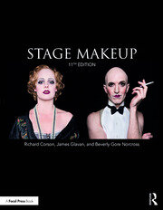 Stage Makeup - 11th Edition book cover