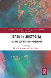 Japan in Australia : Culture, Context and Connection book cover