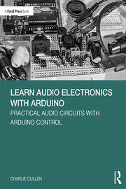 Learn Audio Electronics with Arduino - 1st Edition book cover