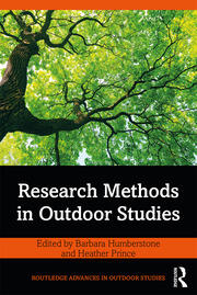 Research Methods in Outdoor Studies - 1st Edition book cover