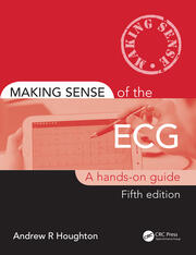 Making Sense of the ECG - 5th Edition book cover