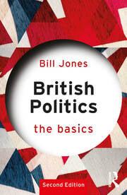 British Politics : The Basics - 2nd Edition book cover