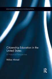 Citizenship Education in the United States - 1st Edition book cover