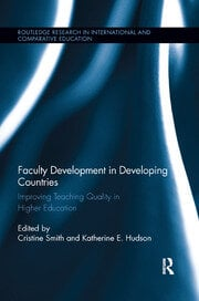 Faculty Development in Developing Countries - 1st Edition book cover