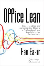 Office Lean - 1st Edition book cover