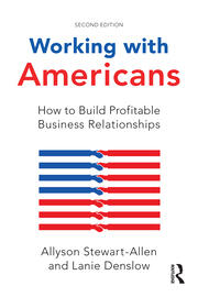 Working with Americans - 2nd Edition book cover