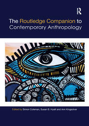 The Routledge Companion to Contemporary Anthropology - 1st Edition book cover