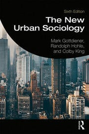 The New Urban Sociology - 6th Edition book cover