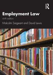 Employment Law 9e - 2nd Edition book cover