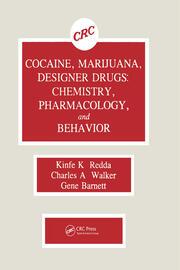Cocaine, Marijuana, Designer Drugs - 1st Edition book cover