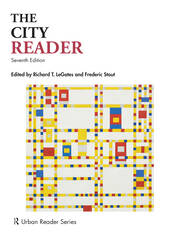 The City Reader - 7th Edition book cover