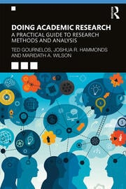 Doing Academic Research : A Practical Guide to Research Methods and Analysis - 1st Edition book cover
