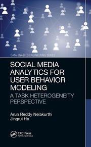 Social Media Analytics for User Behavior Modeling -  1st Edition book cover