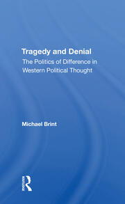 Tragedy And Denial - 1st Edition book cover