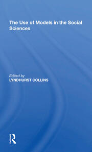 Use Of Models Soc Science - 1st Edition book cover