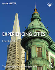 Experiencing Cities - 4th Edition book cover