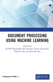 Document Processing Using Machine Learning - 1st Edition book cover