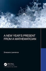 A New Year's Present from a Mathematician - 1st Edition book cover
