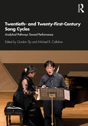 Twentieth- and Twenty-First-Century Song Cycles - 1st Edition book cover