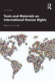 Texts and Materials on International Human Rights - 4th Edition book cover